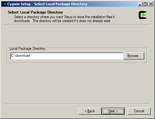 makefile - cygwin make and packages in PATH - Stack Overflow